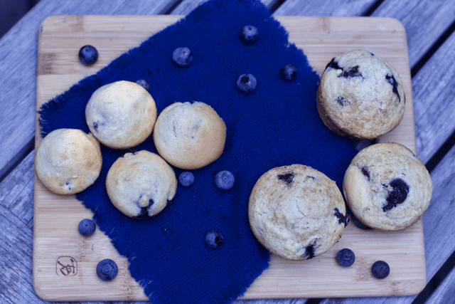 Basic Muffin Mix Recipe