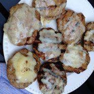 Teriyaki Pineapple Turkey Burger Recipe