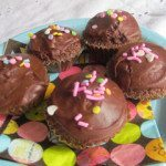 Quick Brownie Cupcakes–Quick Tip
