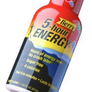 5 Hour EnergyShot Review and Giveaway