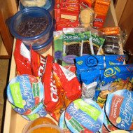 Getting Organized for #BackToSchool–Lunch Making Drawer