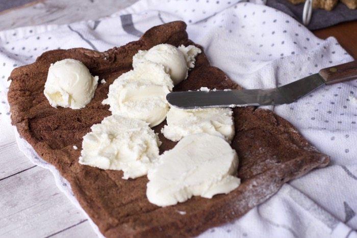 Take Your Dessert Game To The Next Level With This Old Fashioned Ice Cream Roll Recipe