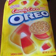 Candy Corn Bark- Oreo Recipe
