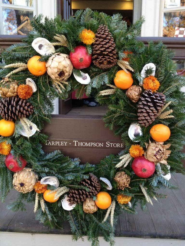 Christmas Wreaths of Williamsburg