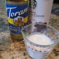 Sweetening up the Holidays with Torani Syrups