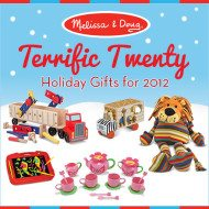 Melissa and Doug 20 Kids Toys List