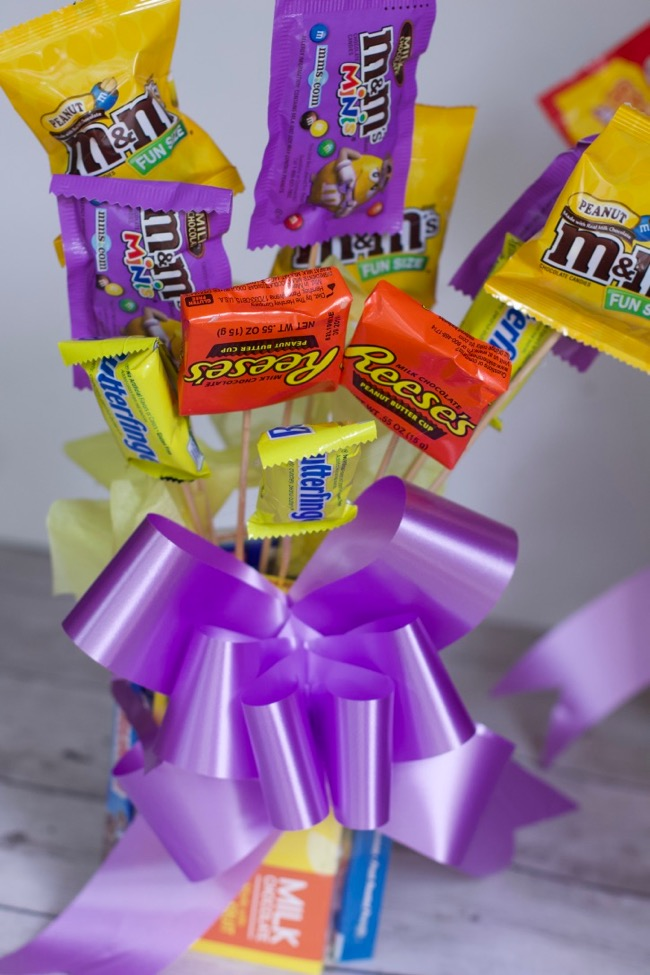 diy mothers day gifts candy Vase 3
