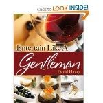 Entertain Like A Gentleman COOKBOOK REVIEW