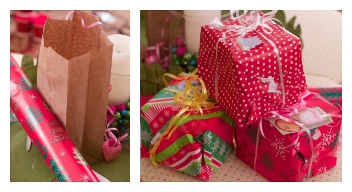 gift wrapping game