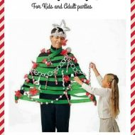 Holiday Party Games and Party Favors for Adults and Kids