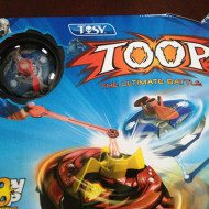 Tosy Toop Ultimate Battle Field Review & Giveaway