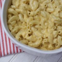Mickey's Mac and Cheese Recipe