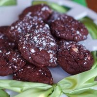 Red Velvet Cookies Recipe