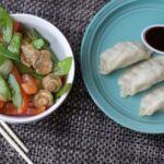 Chinese New Year Food Pork Stir Fry Recipe