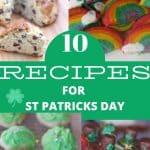 Recipes ofr St Patricks Day