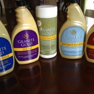 Granite Gold Stone-Care Products & Giveaway