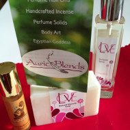 Auric Blends Perfume Giveaway