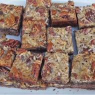 German Chocolate Pecan Bars Recipe