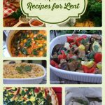 Family Friendly Meatless Recipes for Lent