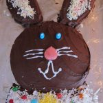 How to Make A Bunny Cake Using a Cake Mix