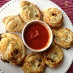 Make ahead Appetizer Recipes-Pizza Pinwheels