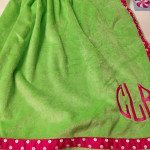 Wrap it up! Towels for kids- Great Gift Idea for Tween