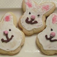 Best Easter Cookies–Cut out Bunnies
