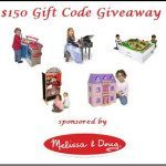 Melissa and Doug $150 Gift Card Giveaway