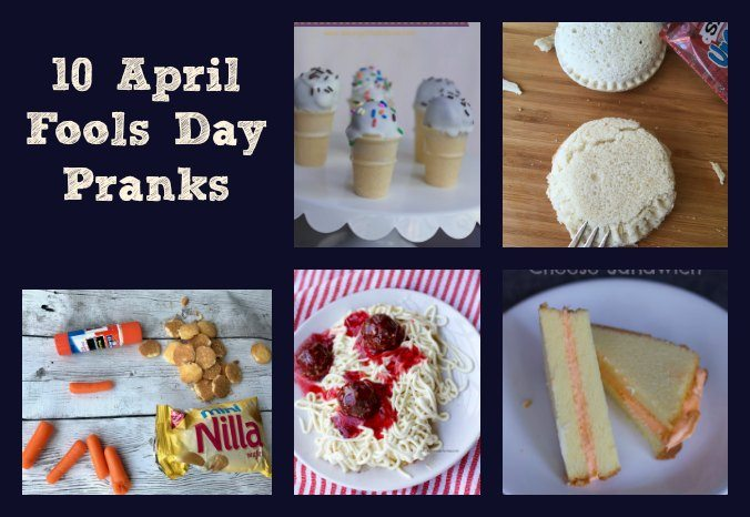 April Fools Day Pranks to Play on your Kids and Friends