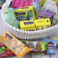 Edible Easter Centerpiece &  PEEPS Treats