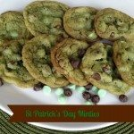 St. Patrick Day Cookie Recipe–Minties
