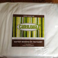 Bamboo Bath Towels and Bamboo Sheets by Cariloha Review–Eco Friendly product