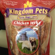Kingdom Pets Chicken Jerky– Review