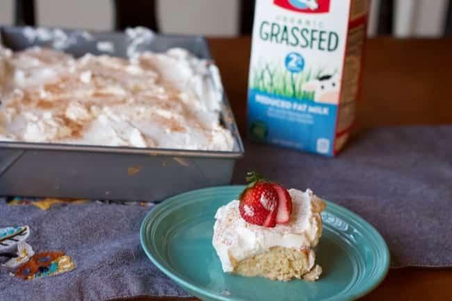 Cinco De Mayo Recipe- Tres Leches Cake Recipe
