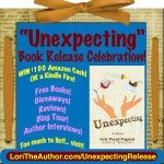 Unexpecting– Book review and Blog Tour and Giveaway by Lori Verni-Fogarsi