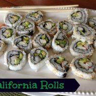 How to make California Rolls