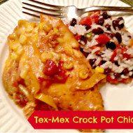 Cinco de Mayo Recipe–Tex-Mex Crock Pot Chicken