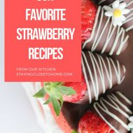10 Best Strawberry Recipes