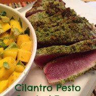 Grilled Tuna Salad Recipe- Barefoot Contessa