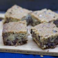 Barefoot Contessa Recipes- Ina Garten blondies recipe