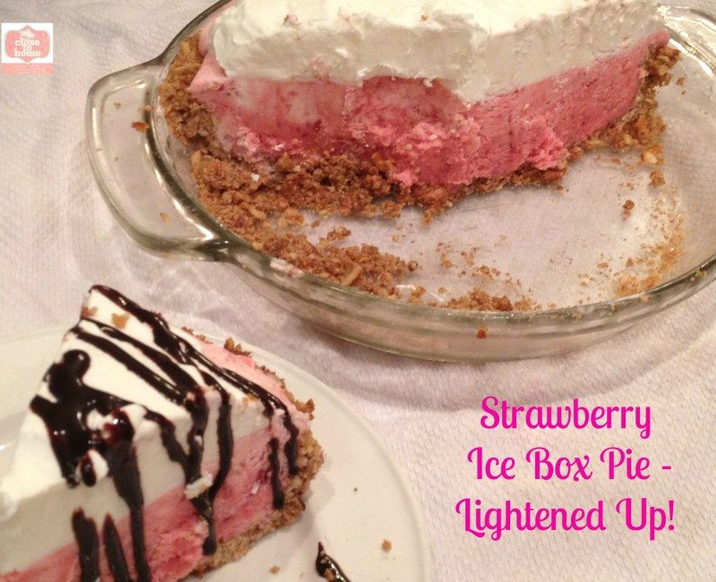 with almond crust strawberry icebox pie with almond crust icebox pie ...