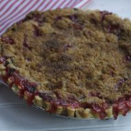 Mothers Day Brunch Recipe–Strawberry Rhubarb Pie