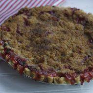 Mothers Day Brunch Recipe–Strawberry Rhubarb Pie