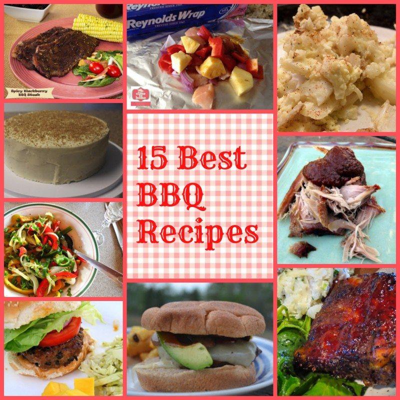 15 best BBQ recipes