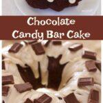 Chocolate Candy Bar Cake Recipe