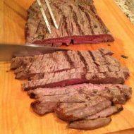 Amazing Skirt Steak Recipe- Barefoot Contessa Style