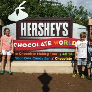Hershey's Chocolate World : Truly the Sweetest Place on Earth