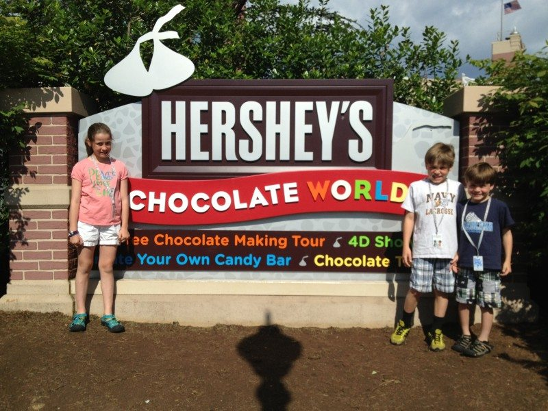 chocolate world