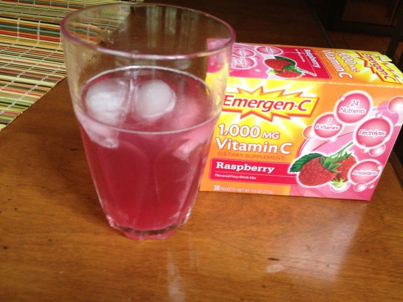 Fight off Summer Colds with Emergen-C