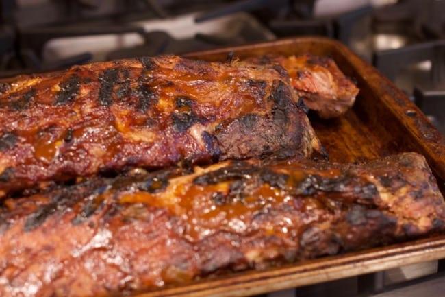 Easy Oven Baked Ribs: Ina Garten BBQ Ribs Recipe